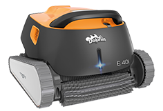 E40i - Dolphin Pool Cleaner by Maytronics