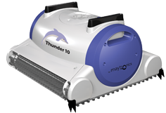 Thunder 10 - Dolphin Pool Cleaner by Maytronics